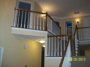 2 Story FOyer Painting